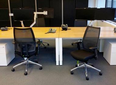 SITLIFE bureaustoelen